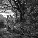 Данте среща Вергилий