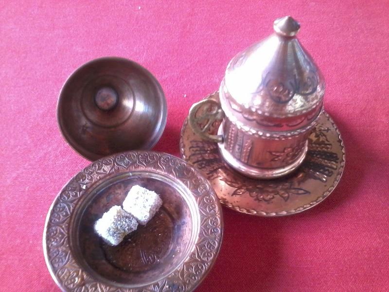 Турско кафе във Варна