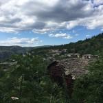 Поглед към село Лещен