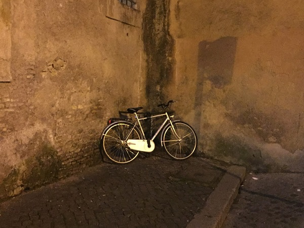 Lonely bike