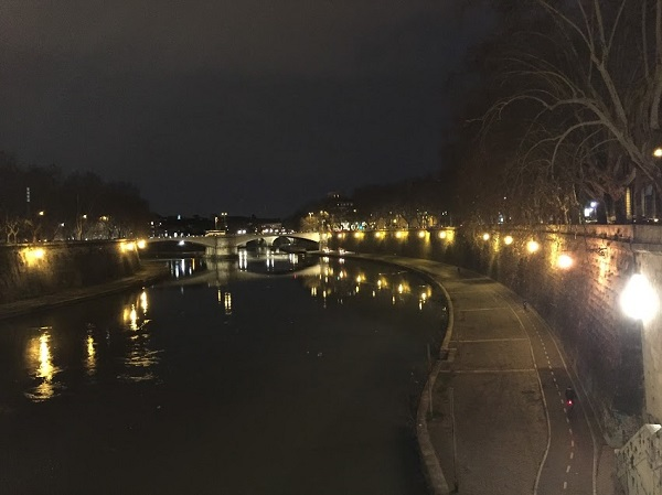 Tevere and beyond
