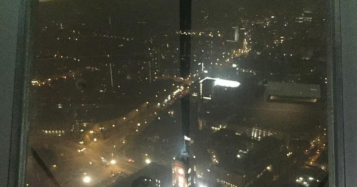 Берлин - поглед от телевизионната кула